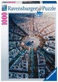 Ravensburger Pohled na Paříž 1000 dílků